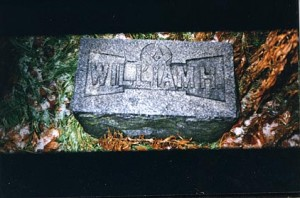 William H. Merritt Grave, Little Genessee, NY